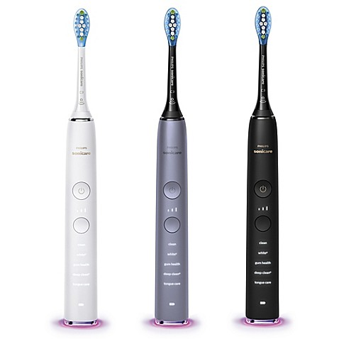 Philips Sonicare® DiamondClean Smart 9500 Electric ...