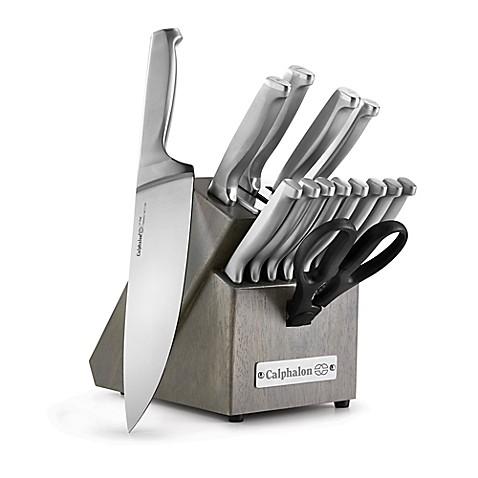 buy calphalon u00ae classic self sharpening 15 piece cutlery