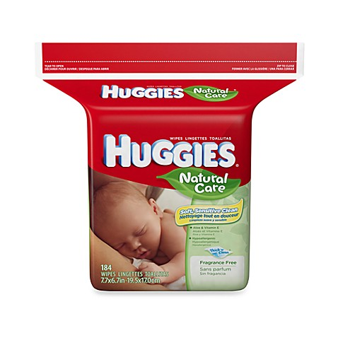Gt diapering gt huggies 174 natural care 184 count unscented baby wipes