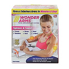 Wonder Arms At Bed Bath And Beyond