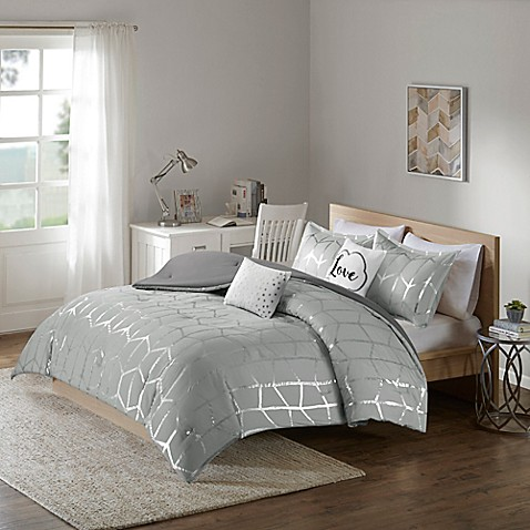 Intelligent Design Raina Comforter Set Bed Bath Amp Beyond