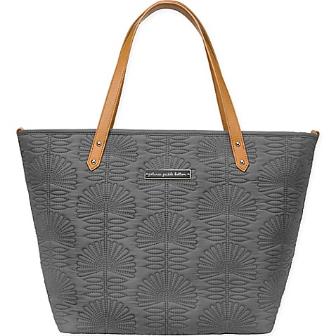 petunia pickle bottom downtown tote diaper bag in champs elysees stop buybuy baby. Black Bedroom Furniture Sets. Home Design Ideas