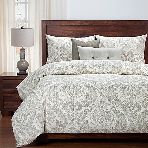 SIScovers® Modern Farmhouse Parlour Duvet Cover Set at Bed Bath & Beyond in Cypress, TX | Tuggl