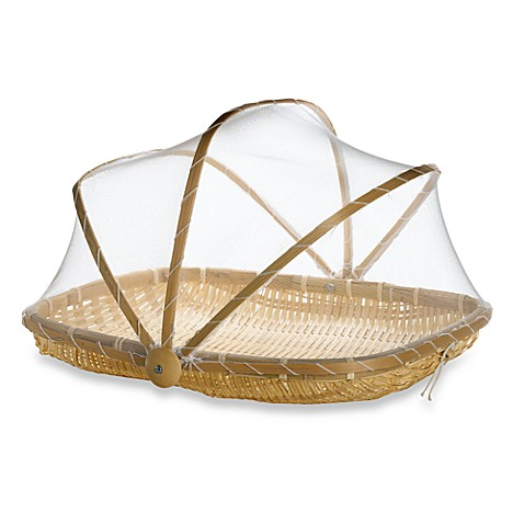 Bamboo Food Tent Bed Bath Amp Beyond
