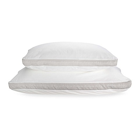 Isotonic 174 Indulgence Side Sleeper Pillow Bed Bath Amp Beyond