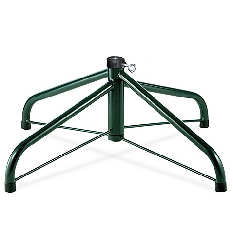 buy national tree company folding christmas 24 inch tree stand in green from bed bath beyond. Black Bedroom Furniture Sets. Home Design Ideas