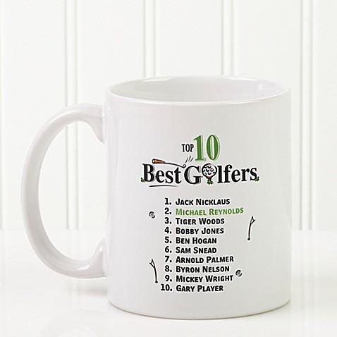 Top 10 Golfers Coffee Mug at Bed Bath & Beyond in Cypress, TX   Tuggl