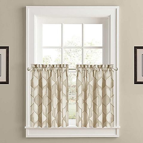 Buy J Queen New York Horizons Window Curtain In Ivory