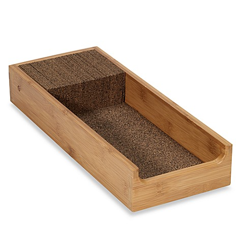 Bamboo Knifedock Bed Bath Amp Beyond
