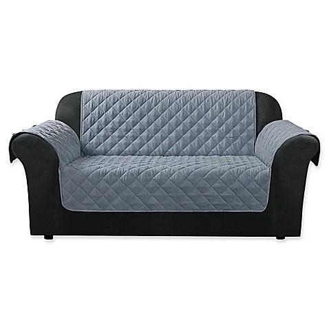 Sure Fit 174 Multiguard Non Slip Furniture Cover Bed Bath