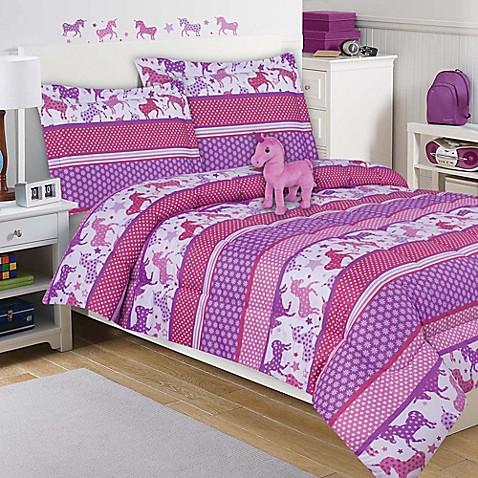 Unicorn Sky Comforter Set Bed Bath Amp Beyond