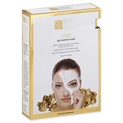 Global Beauty Spa Gold Face Mask