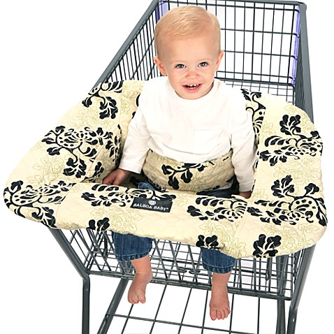 Balboa Baby 174 Shopping Cart And High Chair Cover In Lola