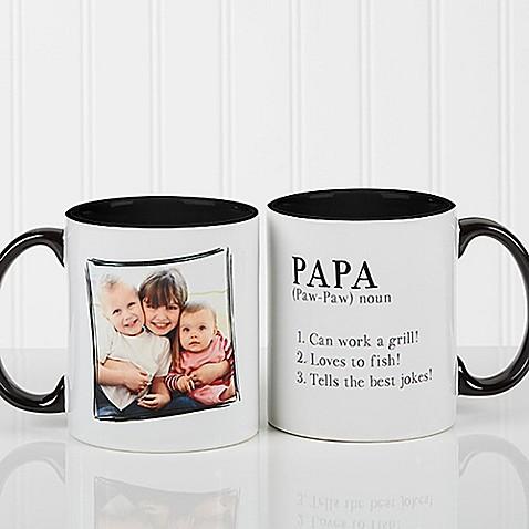 Definition of Dad/Grandpa Coffee Mug at Bed Bath & Beyond in Cypress, TX   Tuggl