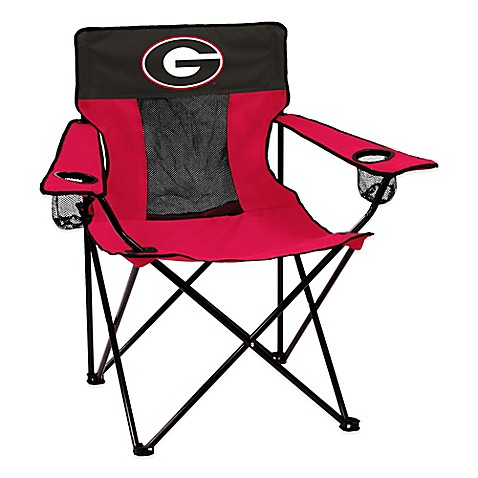University Of Georgia Elite Folding Chair Bed Bath Amp Beyond