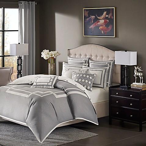 Buy Madison Park Signature Savoy 8 Piece King Comforter