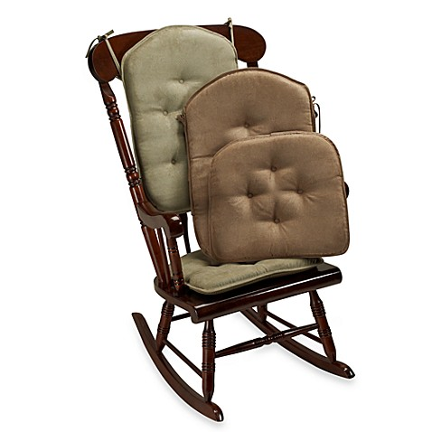 Klear Vu Twillo 2 Piece Rocking Chair Pad Set Bed Bath