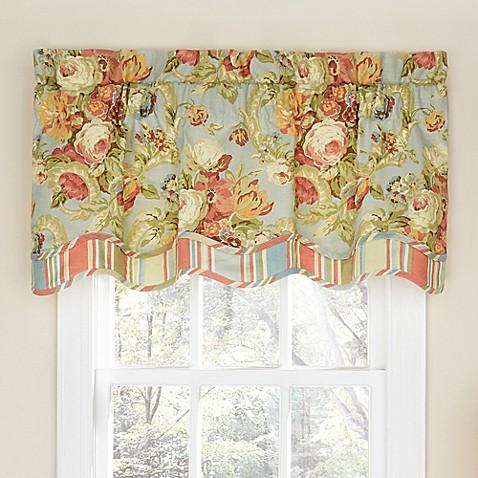 Buy Waverly 174 Spring Bling Room Darkening Window Valance