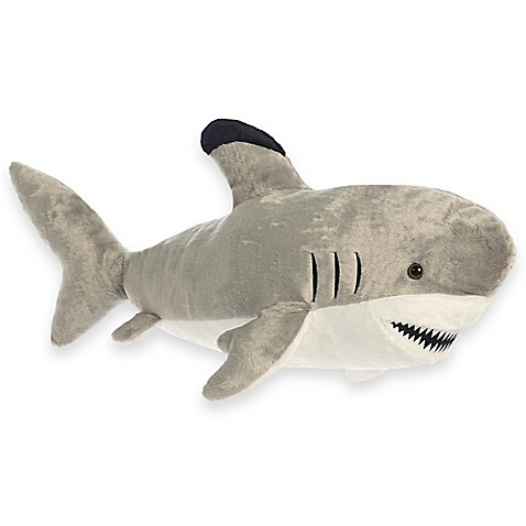 Aurora World Super Flopsies Shark Plush Toy From Buy Buy Baby