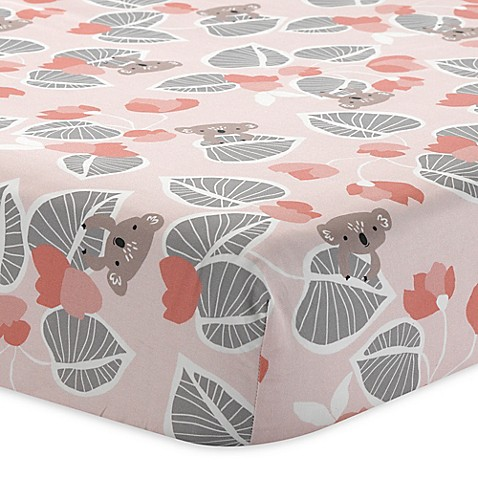 Lambs Amp Ivy 174 Calypso Fitted Crib Sheet Buybuy Baby