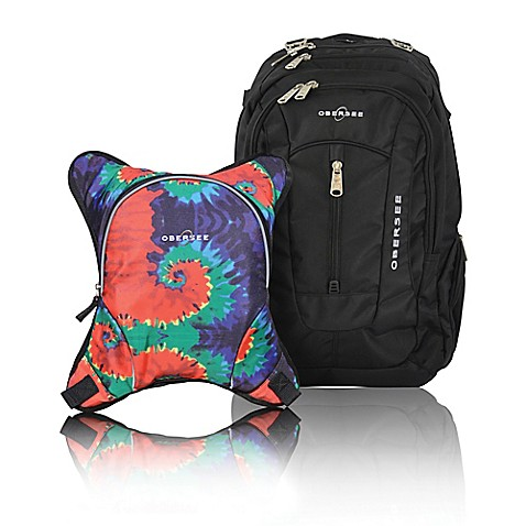 diaper backpacks obersee bern diaper bag backpack with detachable cooler in tie dye from buy. Black Bedroom Furniture Sets. Home Design Ideas