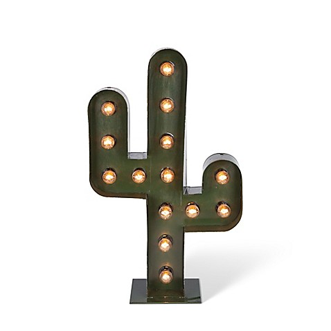 Gerson Cactus Accent Light at Bed Bath & Beyond in Cypress, TX | Tuggl