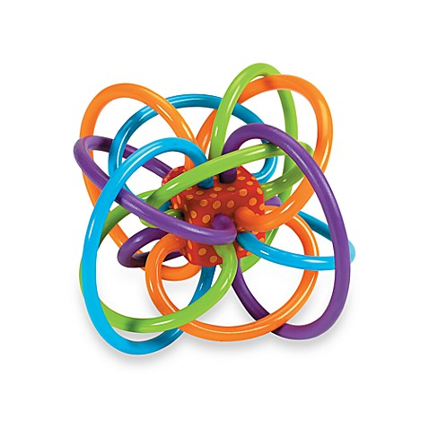 Manhattan Toy 174 Winkel Color Burst Infant Toy Buybuy Baby