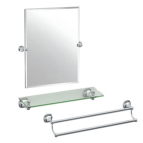Gatco® Lucerne Bathroom Hardware Collection at Bed Bath & Beyond in Cypress, TX | Tuggl