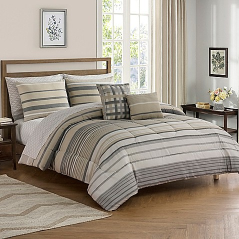 Roanoke Comforter Set at Bed Bath & Beyond in Cypress, TX | Tuggl
