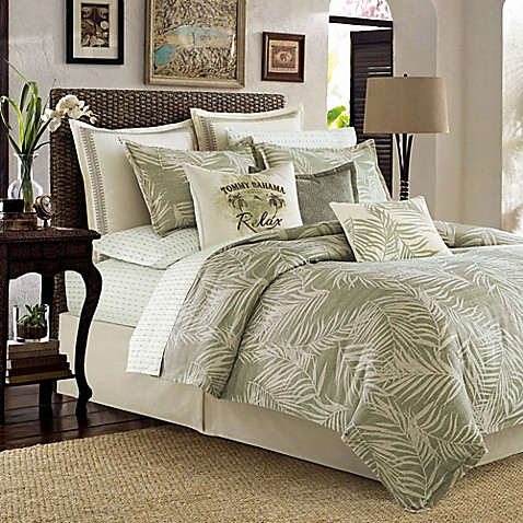 Tommy Bahama 174 Palms Away Comforter Set Bed Bath Amp Beyond