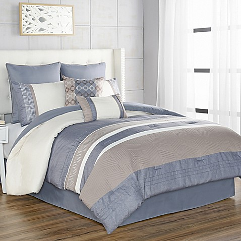 Slater Comforter Set at Bed Bath & Beyond in Cypress, TX | Tuggl