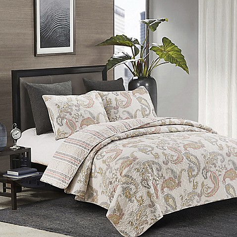 Flavia Quilt Set at Bed Bath & Beyond in Cypress, TX | Tuggl