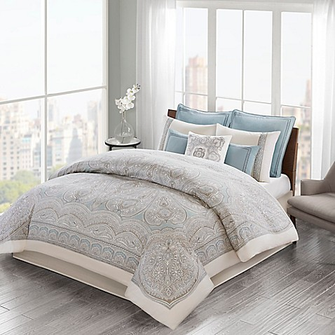 Echo Larissa Comforter Set Bed Bath Amp Beyond