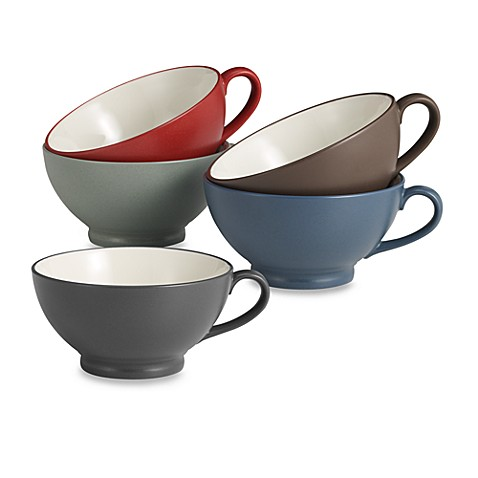 Noritake® Colorwave Handled Bowl at Bed Bath & Beyond in Cypress, TX | Tuggl