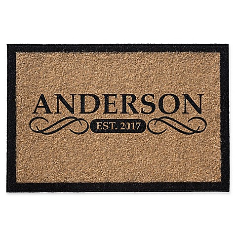 Infinity Anderson Door Mat at Bed Bath & Beyond in Cypress, TX   Tuggl