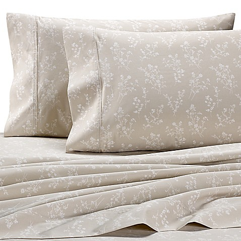Wamsutta® Floral 625 Thread Count Pima Cott® Sheet Set by Bed Bath And Beyond
