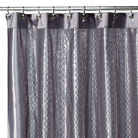 Infinity 72 Inch X 84 Inch Fabric Shower Curtain