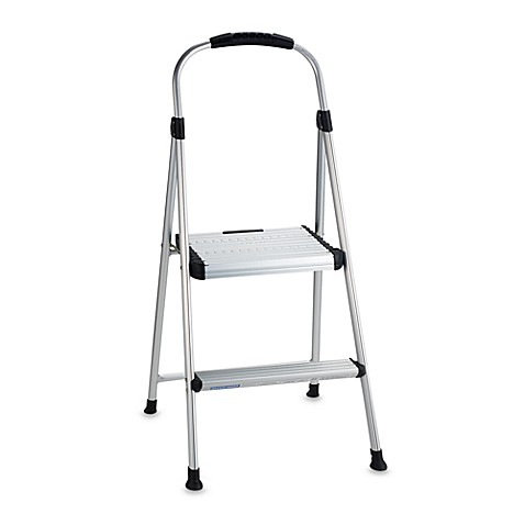 Buy Cosco 174 Signature Two Step Aluminum Step Stool From Bed