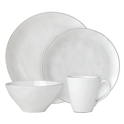 Lenox® French Carved™ Organic Dinnerware Collection in White at Bed Bath & Beyond in Cypress, TX | Tuggl