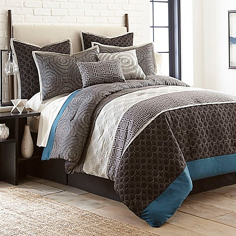 Rye 12-Piece Comforter Set at Bed Bath & Beyond in Cypress, TX | Tuggl