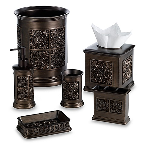 Imperial Lotion Dispenser In Tuscan Gold Bed Bath Beyond