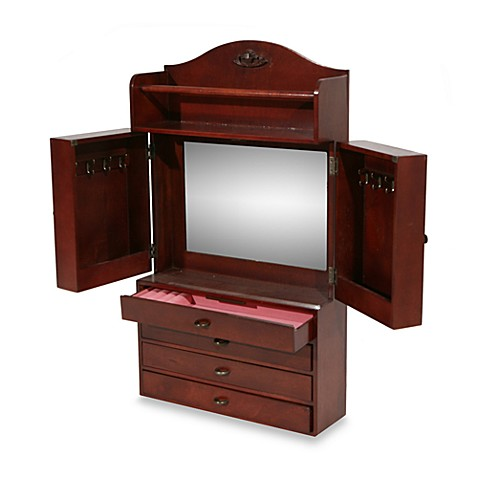 Wall Mount Jewelry Armoire : Buy Wall Mount Jewelry Armoire from Bed Bath & Beyond