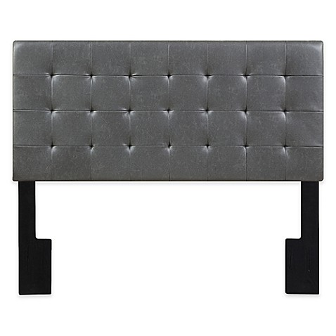 Pulaski Biscuit Tufted Upholstered Headboard at Bed Bath & Beyond in Cypress, TX   Tuggl