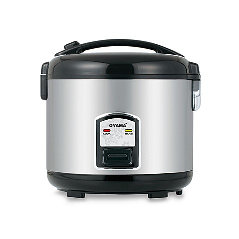 Buy Oyama 10 Cup Stainless Steel Rice Cooker From Bed Bath