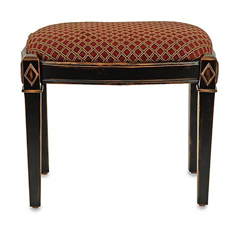 Safavieh American Home Lindy Black Ottoman Stool Bed