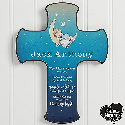 Precious Moments® Bedtime Prayer Cross at Bed Bath & Beyond in Cypress, TX | Tuggl