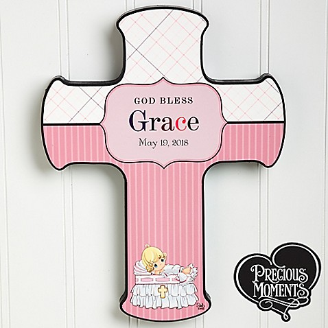 Precious Moments® Christening Baby Cross at Bed Bath & Beyond in Cypress, TX | Tuggl
