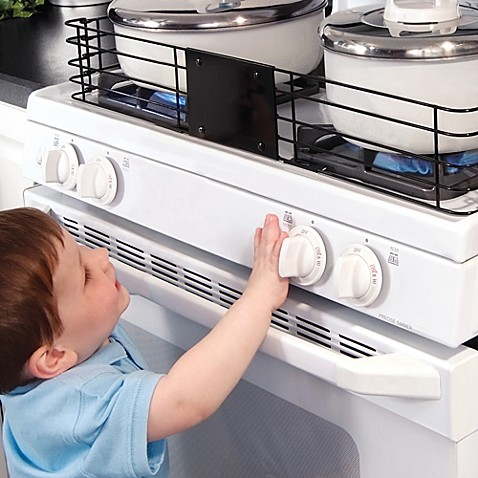 Babyproofing Gt Kidco 174 Stove Guard From Buy Buy Baby