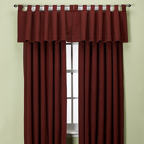 Union Square Tab Top Window Curtain Panel Bed Bath Amp Beyond