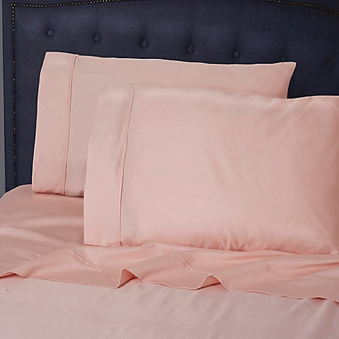 Hotel Royale 1050-Thread-Count Sheet Set in Dogwood at Bed Bath & Beyond in Cypress, TX | Tuggl